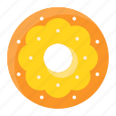 baker, bakery, bread, donut, doughnut, food, sweets