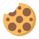 baker, bakery, bread, cookie, food, sweets icon