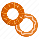 bagel bread, montreal, beigel, bagel, bakery