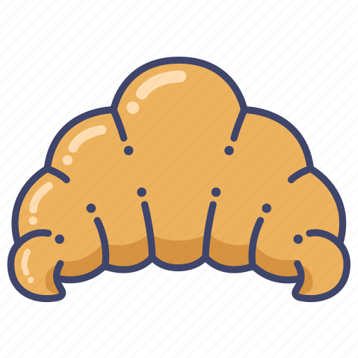 Baking, bread, croissant icon - Download on Iconfinder