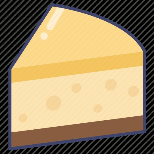 cake, cheesecake, dessert icon