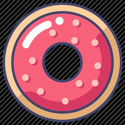 Donut, doughnut, sweet icon - Download on Iconfinder