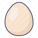 egg, food, kitchen icon