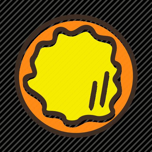 bake, bakery, cookery, dough, fast food, gastronomy, shanga icon