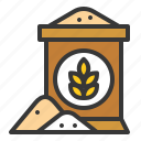 bakery, flour, gastronomy, restaurant, shop, wheat flour