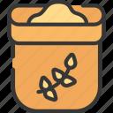 bag, baking, cooking, flour, ingredients, of