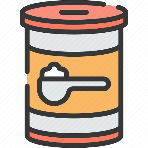 Baked, baking, cooking, ingredients, soda icon - Download on Iconfinder