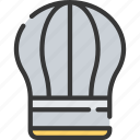 baking, chef, clothing, cooking, hat icon