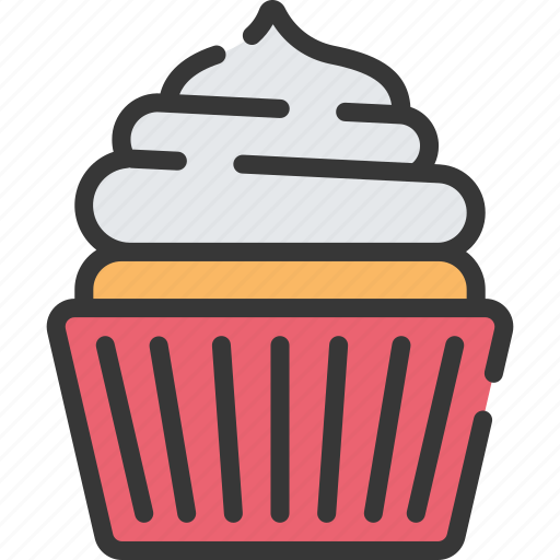 Baked, baking, cakes, cooking, cupcake icon - Download on Iconfinder