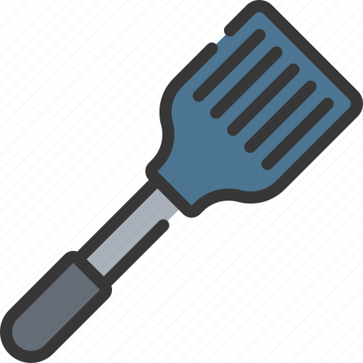 Baked, baking, cooking, flipper, spatula icon - Download on Iconfinder