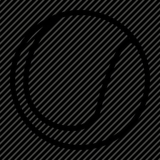 Ball, sport, tennis icon - Download on Iconfinder