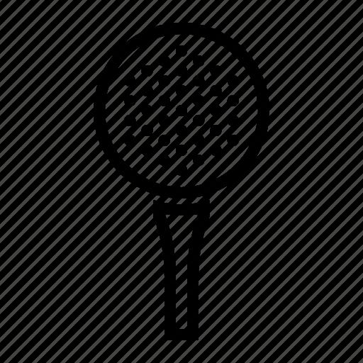 ball, golf, sport icon