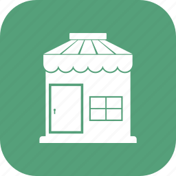 business, shop, store icon