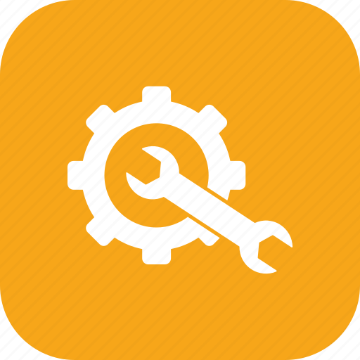 control, gear, preferences, repair, repair tool, tool icon