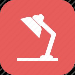 ceiling lamp, lamp, light icon