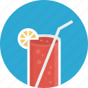 alcohol, cocktail, drink, drinks, food, glass, restaurant icon