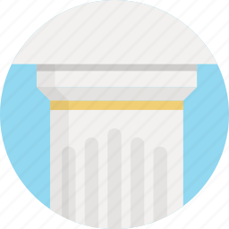 art, column, greek icon