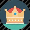 crown, king, power, royal, winner