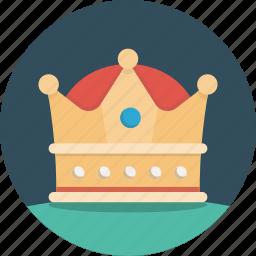 crown, king, power, royal, winner icon