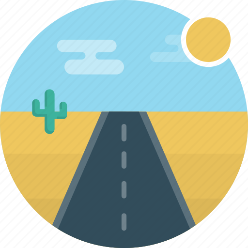 highway, motorway, road, traffic, transport icon