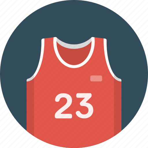 basketball, clothing, shirt, sport, tee, tshirt icon
