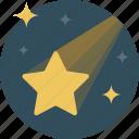 sky, star