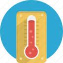 forecast, heat, hot, measure, measuring, thermometer icon