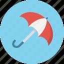 weather, umbrella, rain, protection, forecast