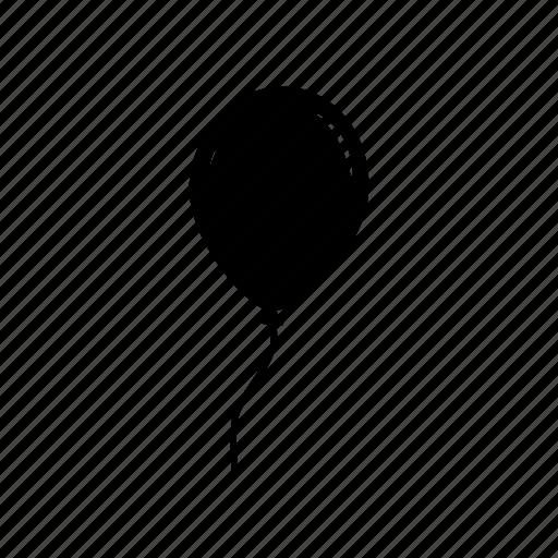 balloon, balloons, birthday, celebration, helium balloons icon
