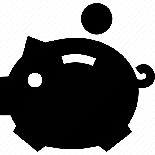 money, pig, piggy, saving, savings icon