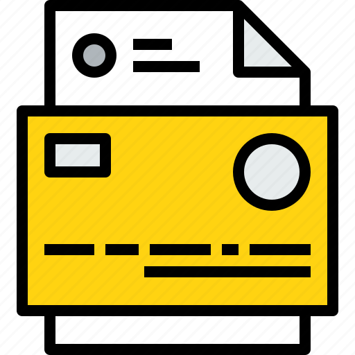 Bank, banking, business, document, finance, financial icon - Download on Iconfinder