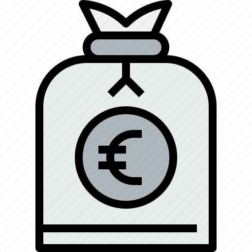 bag, bank, banking, business, finance, money icon