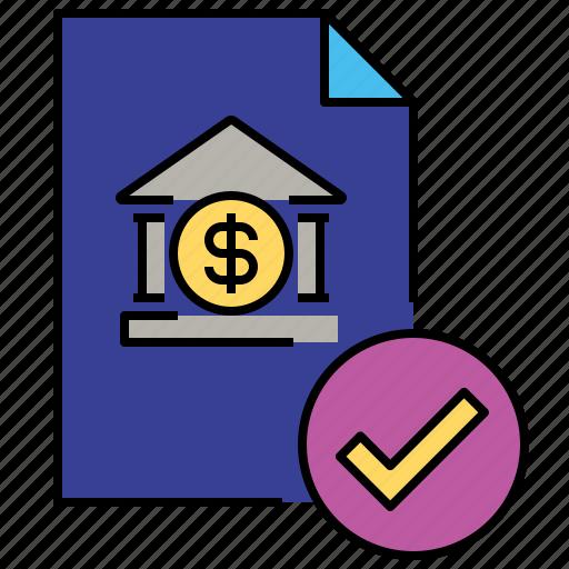 apply, banking, financial, loan icon