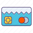 cards, credit, online, payment icon