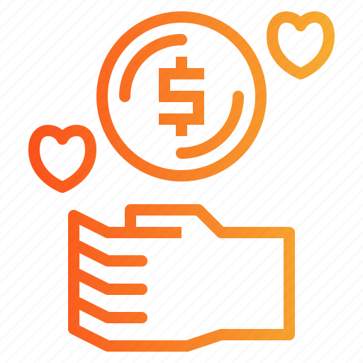 Charity, donation, miscellaneous, money icon - Download on Iconfinder