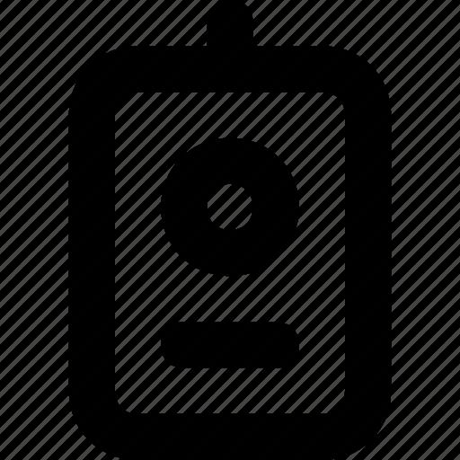 card, employee, id, id card, identity icon