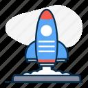 launch, pre, pre release, release, rocket, spacecraft, startup