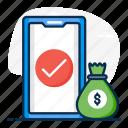 accumulation, capital accumulation, financial savings, fundraising, money saving, wealth, wealth accumulation icon