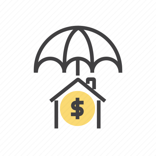 banking, cash, coin, insurtance, money icon