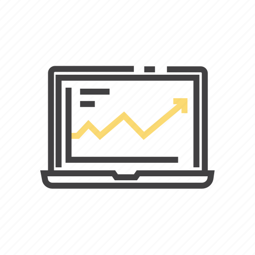 business, chart, marketing, statistic icon