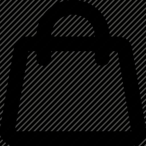 bag, shopper, shopping, supermarket, tote icon