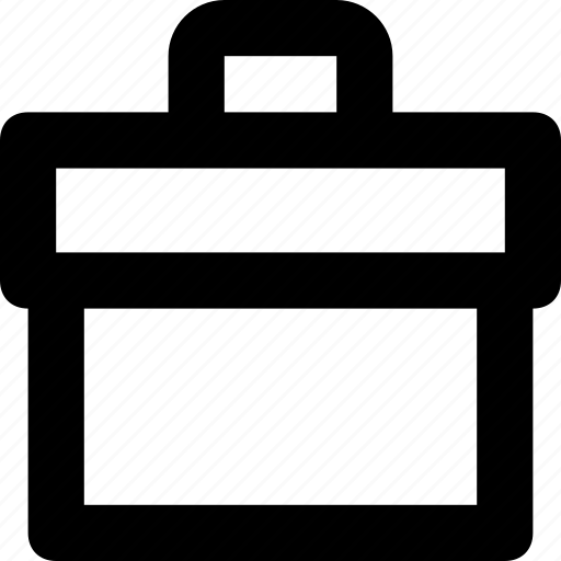 bag, briefcase, case bag, documents, portfolio icon