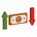 currency, currency business currency exchange, currency value, foreign exchange, money conversion, money exchange icon