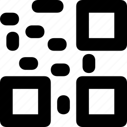 barcode, code, qr, qr code, upc icon