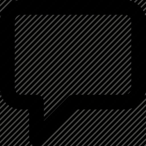chat, chat bubble, comments, conversation, talk icon