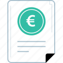 banking, contract, finance, uk icon
