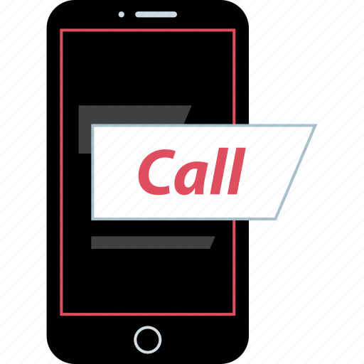 call, calling, mobile, phone icon