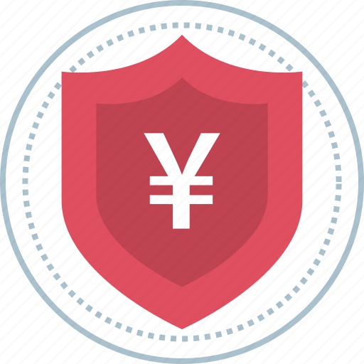 chinese, currency, safe, secured icon