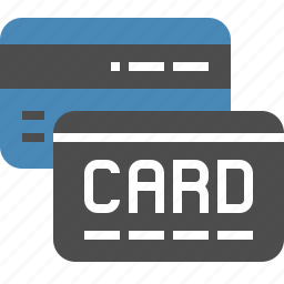 account, banking, card, commerce, credit, payment, shopping icon