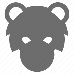 bears, business, forex, trading icon